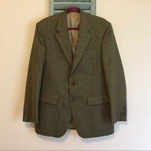 Ralph Lauren Wool/Silk Blend Suit Jacket 40R